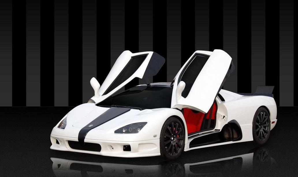 Самые быстрые автомобили мира фото