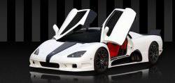 10 самых быстрых автомобилей мира