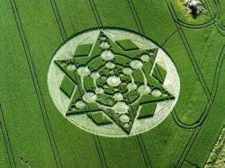 Круги на полях - великая тайна современности