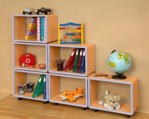 Как сделать полки для игрушек своими руками