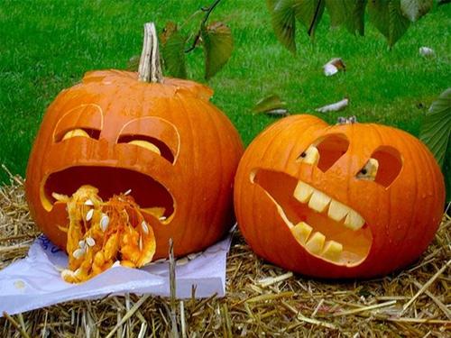 Как отметить Хэллоуин Продолжение