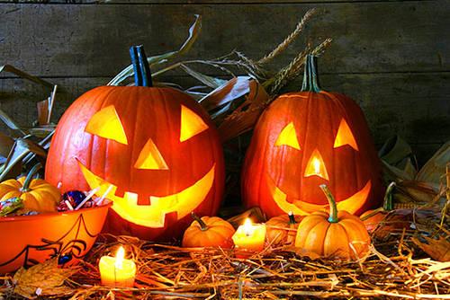 Как отметить Хэллоуин