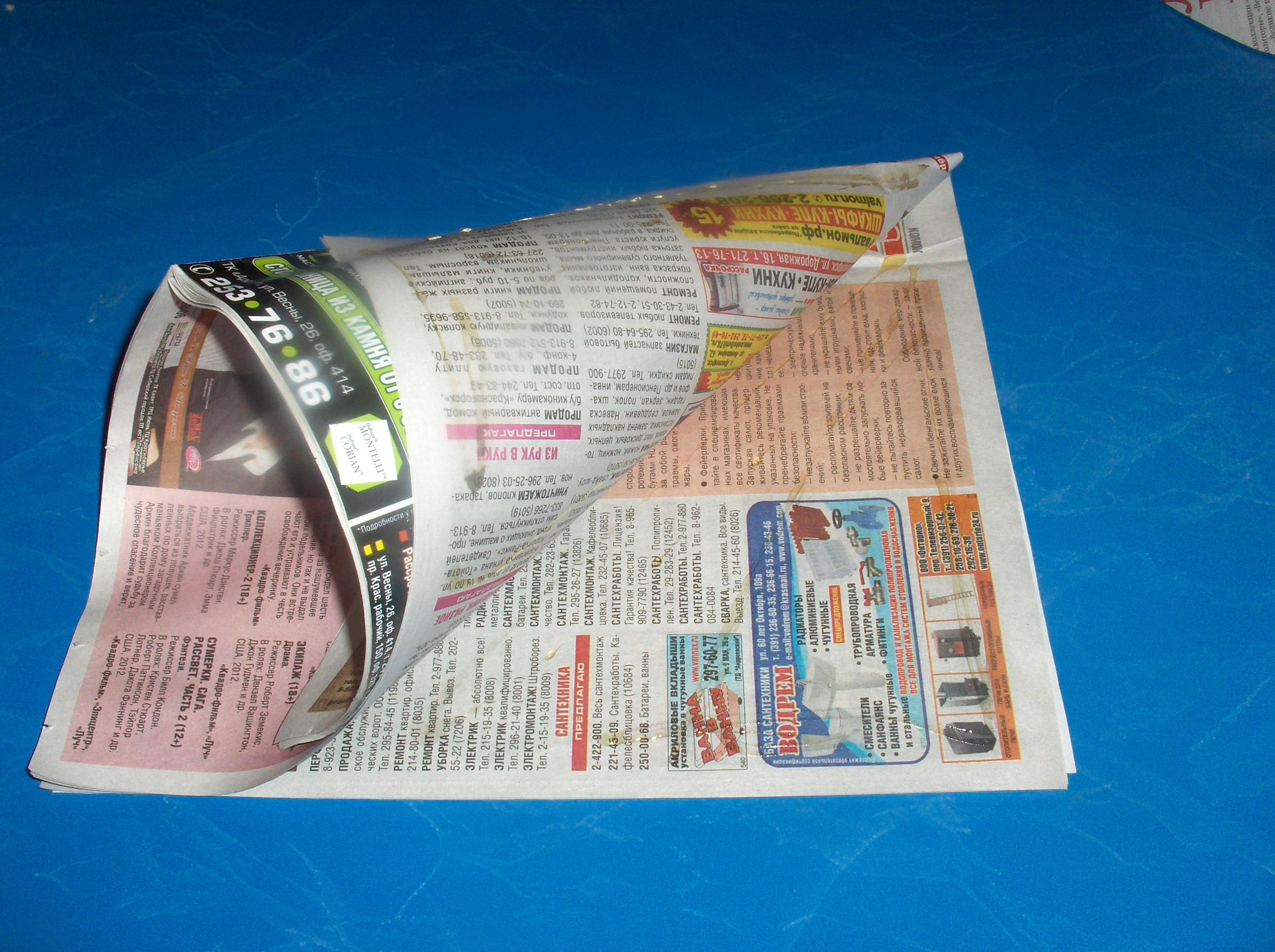 Игрушки из газеты своими руками 34