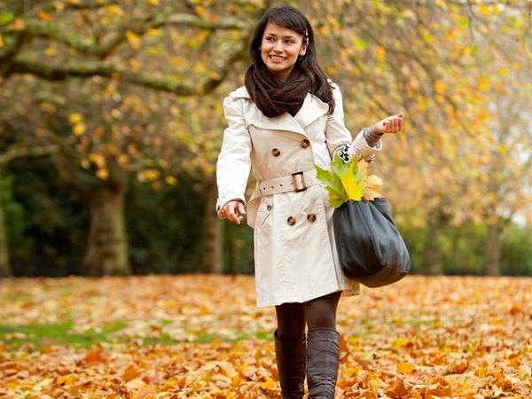 Крепкий иммунитет осенью