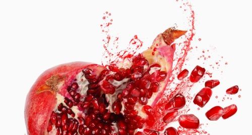 Взрыв граната (фрукта)