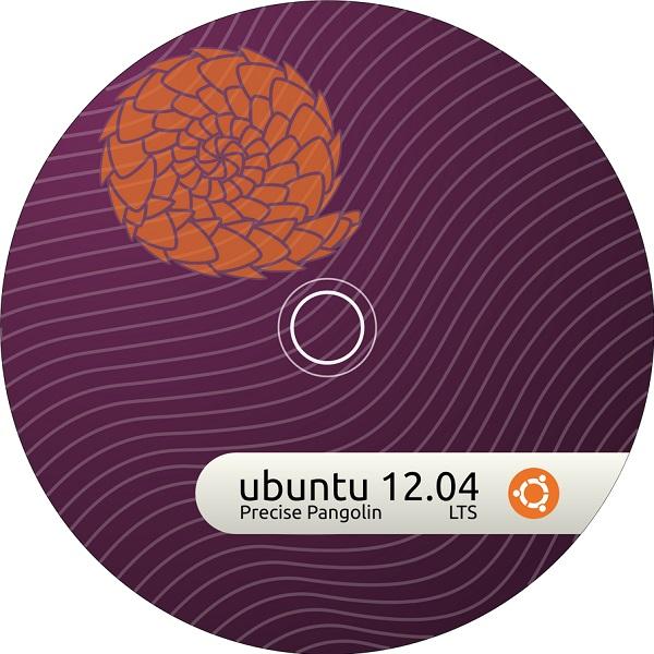Установочный диск Ubuntu