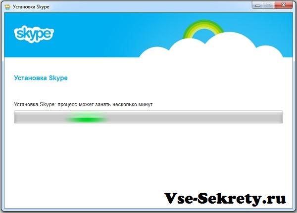 Как сделать или войти в скайп