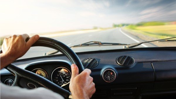 Практика вождения