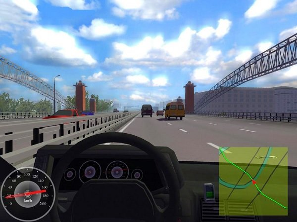 Виртуальное вождение