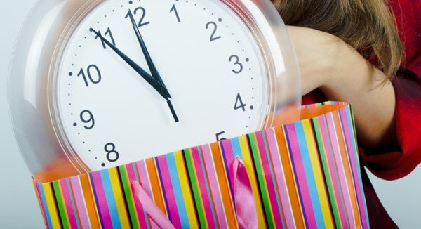 Дарение часов