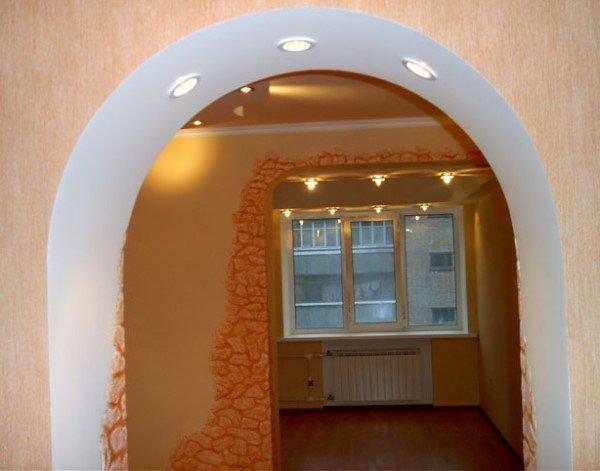Ремонт квартиры арка 58