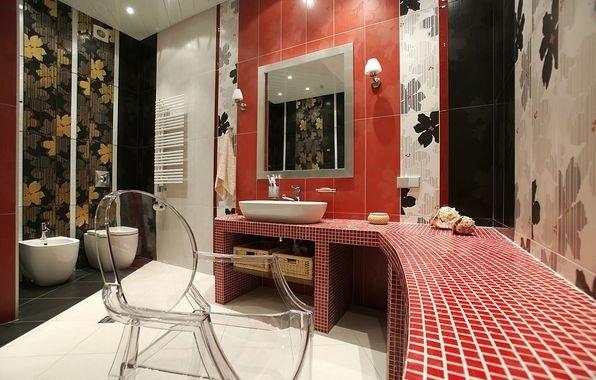 Дизайн ванной комнаты на 6