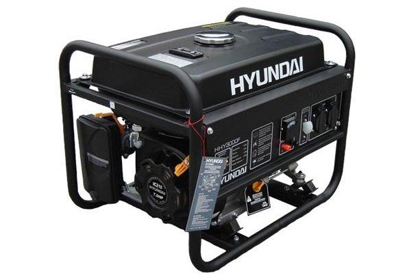 Новый генератор черного цвета