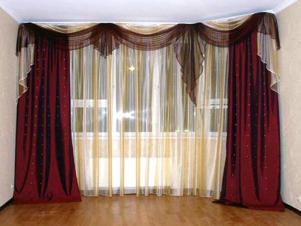 К чему подбирают шторы