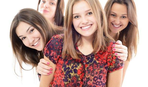 Популярные девушки
