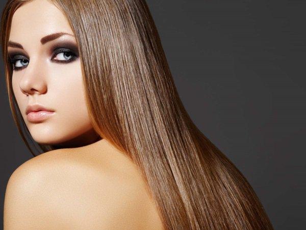 Красивые и ровные волосы