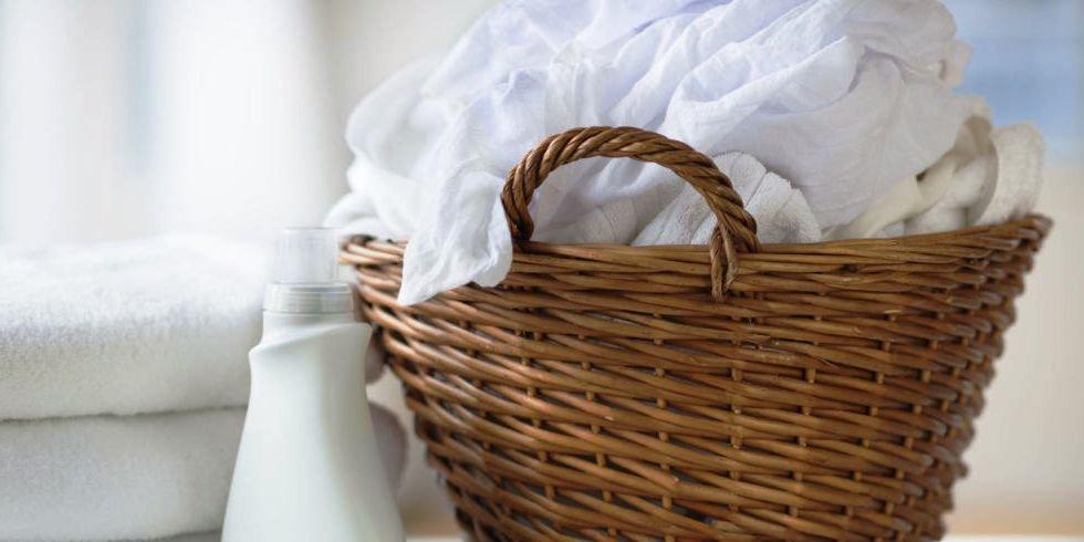 Стирка полинявшей одежды в домашних условиях