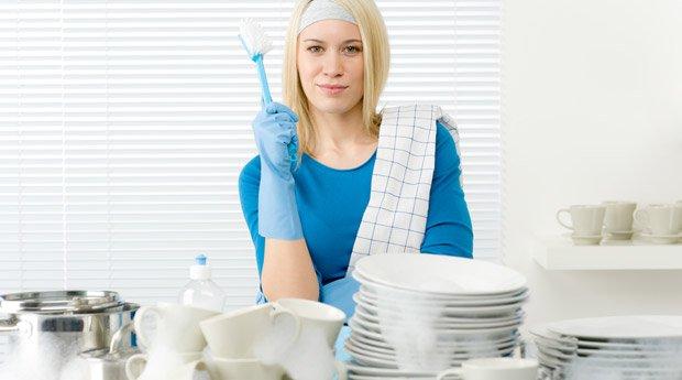 Как Очистить Посуду из Стекла и Хрусталя Горчица,Соль