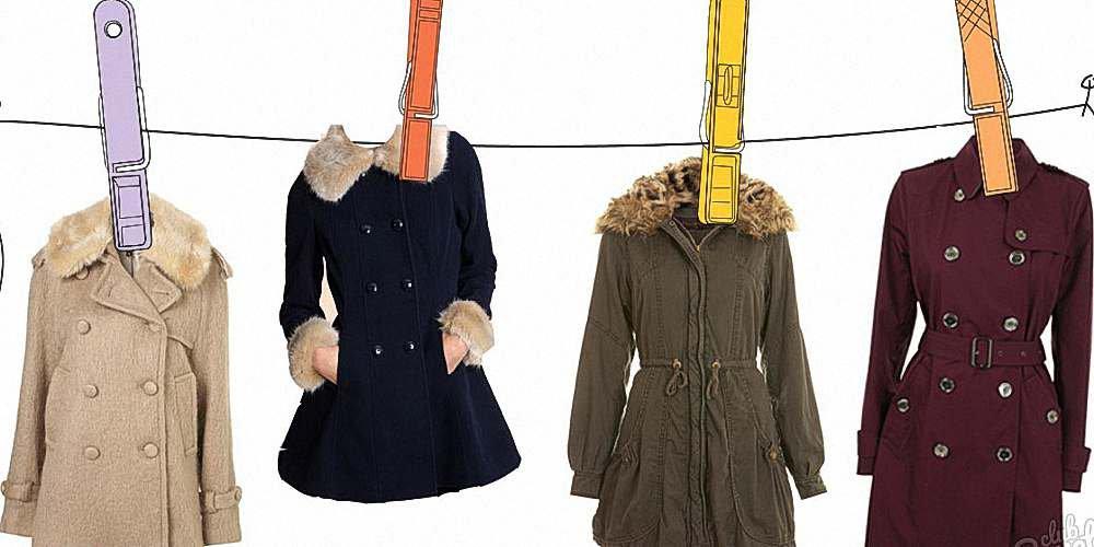 Чем погладить пальто в домашних условиях