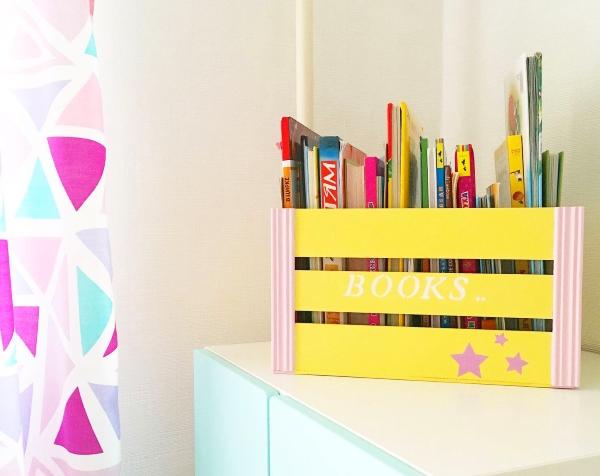 Идеи коробок для детской