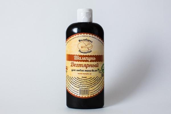 Дегтярный шампунь – средство от выпадения волос и для их роста