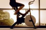 Тренировки на велотренажёре