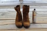 Правила чистки нубуковой обуви в домашних условиях и какие средства для этого понадобятся