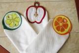Чем отстирать грязные кухонные полотенца?