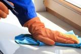 Как очистить пластиковый подоконник?