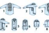 Правила глажки рубашки без складок