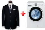 Стирка пиджаков в стиральной машине