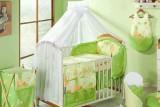 Как собрать и повесить балдахин на детскую кроватку?